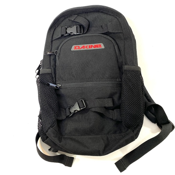 Dakine GROM PACK black mini skater backpack